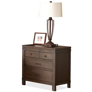 Riverside Furniture Promenade  3 Drawer Nightstand