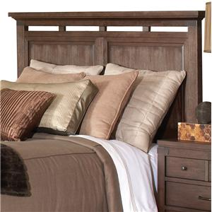 Riverside Furniture Promenade  King/Cali King Panel Headboard