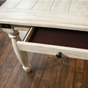 Riverside Furniture Regan Rectangle Dining Table with 18