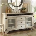 Riverside Furniture Regan Regan Sideboard - Item Number: 27356side