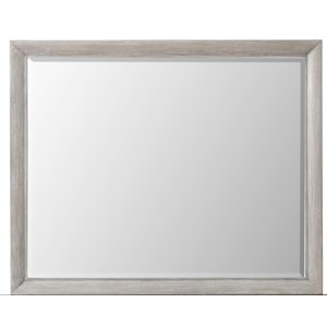 Casual Contemporary Dresser Mirror