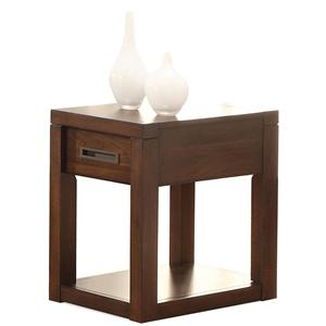 Riverside Furniture Riata Chairside Table