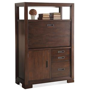 Riverside Furniture Riata Computer Armoire
