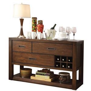 Riverside Furniture Riata Server