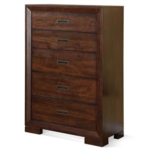 Riverside Furniture Riata 5-Drawer Chest