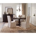 Riverside Furniture Rosemoor Dining Room Group - Item Number: 73250 Dining Room Group 3