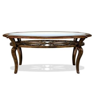 Riverside Furniture Serena  Oval Coffee Table