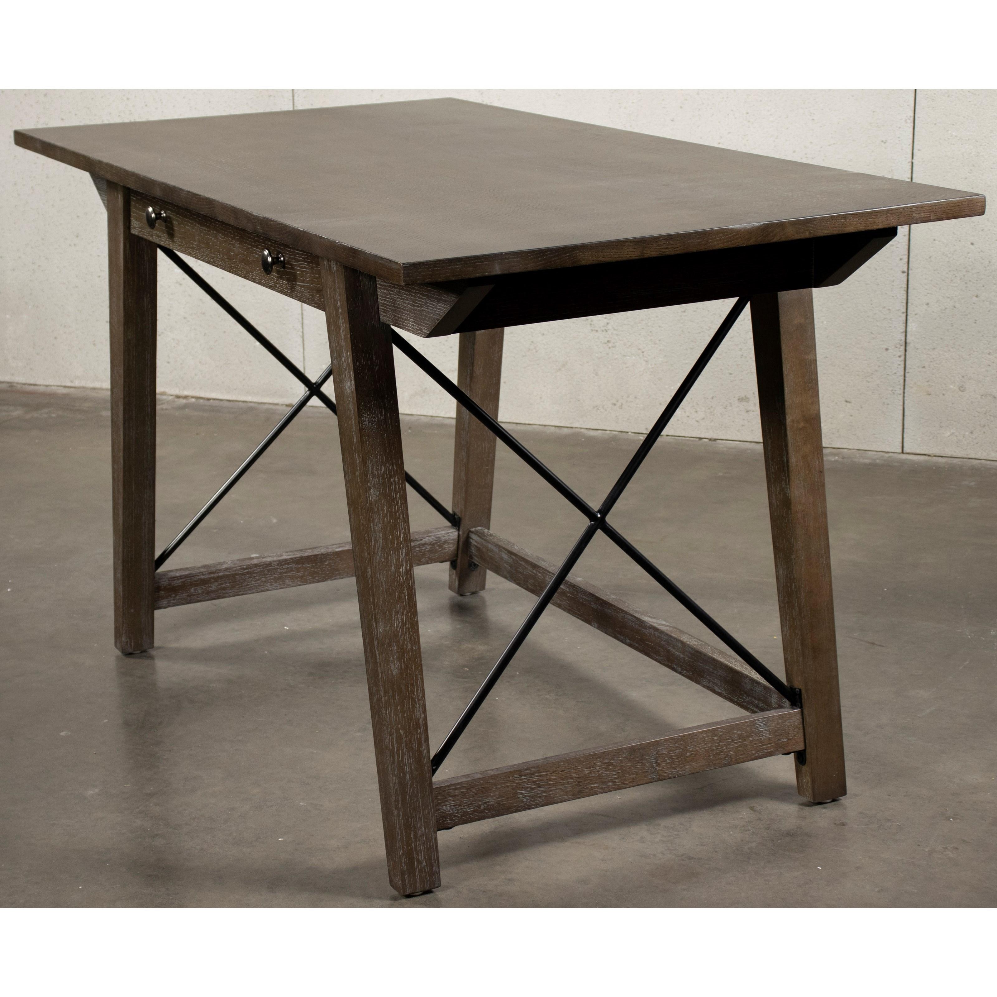 Riverside Furniture Sheffield Transitional Writing Desk
