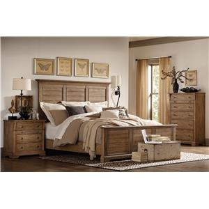 Riverside Furniture Sherborne Queen Bedroom Group 1