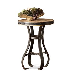Riverside Furniture Sherborne Round Accessory Table