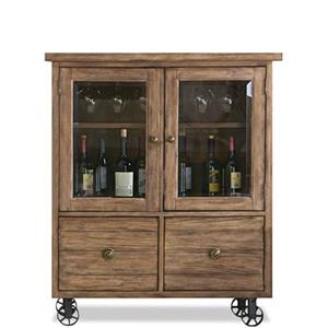 Riverside Furniture Sherborne Bar Chest