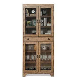 Riverside Furniture Sherborne Bunching Cabinet