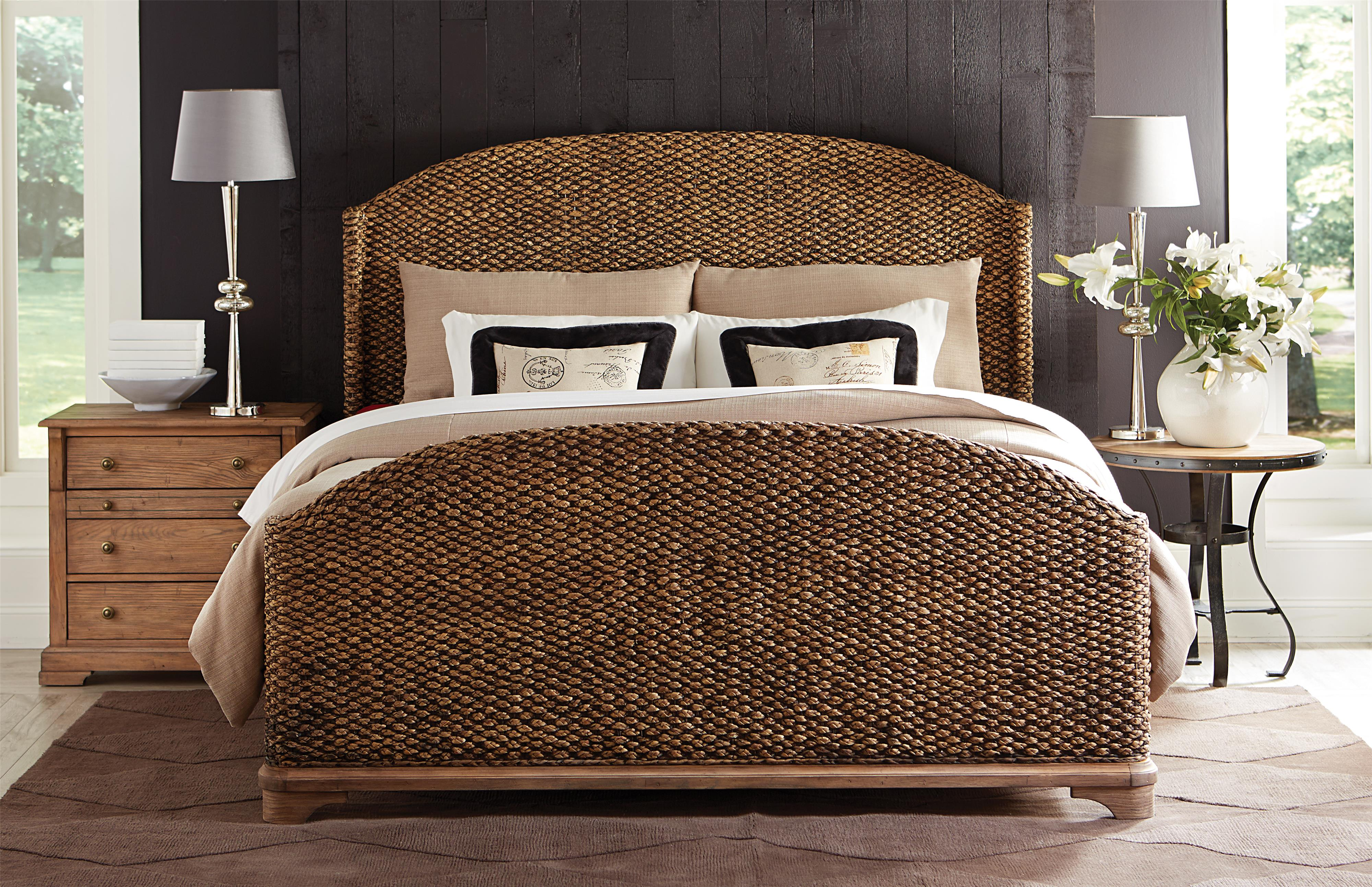 Sherborne Seagrass Queen Bed