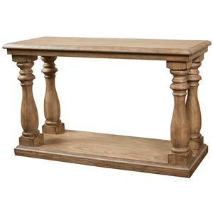 Riverside Furniture Sherborne Sofa Table