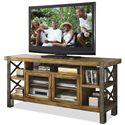 Riverside Furniture Sierra 68-Inch TV Console - Item Number: 3441