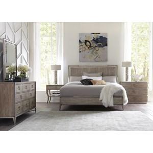 Riverside Furniture Sophie Queen Bedroom Group