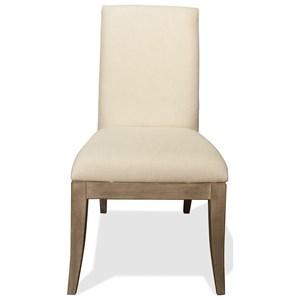 Riverside Furniture Sophie Uph Side Chair 2in