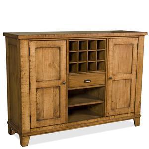 Riverside Furniture Summer Hill Server