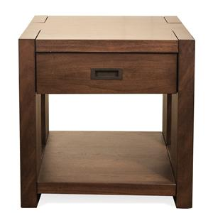 Riverside Furniture Terra Vista End Table