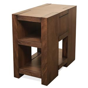 Riverside Furniture Terra Vista Chairside Table