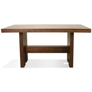 Riverside Furniture Terra Vista Gathering Height Dining Table