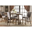 Riverside Furniture Terra Vista Upholstered Counter Stool