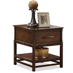 Riverside Furniture Tranquility End Table