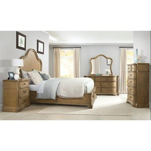 Riverside Furniture Verona King Bedroom Group