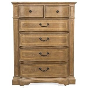 Riverside Furniture Verona 6-Drawer Chest