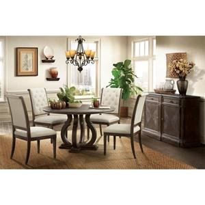 Riverside Furniture Verona Casual Dining Room Group