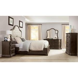 Riverside Furniture Verona Queen Bedroom Group