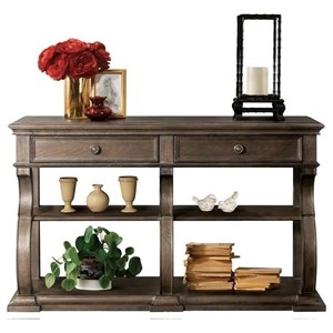 Riverside Furniture Verona Console Table