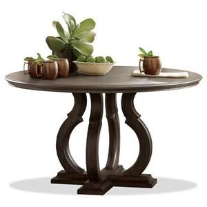 Riverside Furniture Verona Round Dining Table