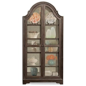 Riverside Furniture Verona Display Cabinet