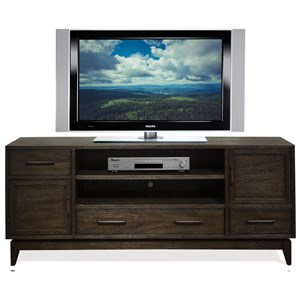 74-In TV Console