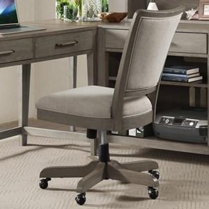 Riverside Furniture Vogue Uph Desk Chair