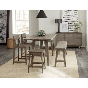 Counter Height Dining Group