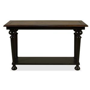 Riverside Furniture Williamsport Sofa Table