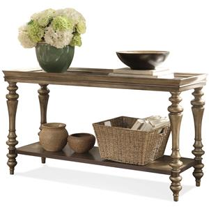 Riverside Furniture Windermier Sofa Table