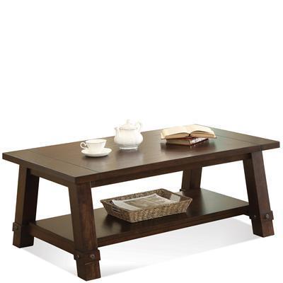 Angle-Leg Cocktail Table