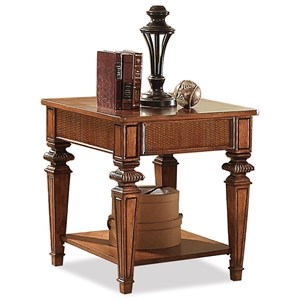 Riverside Furniture Windward Bay Side Table