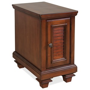 Riverside Furniture Windward Bay Chairside Chest