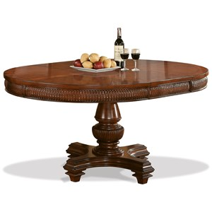 Riverside Furniture Windward Bay Round Dining Table