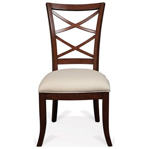 Riverside Furniture Windward Bay Side Chair