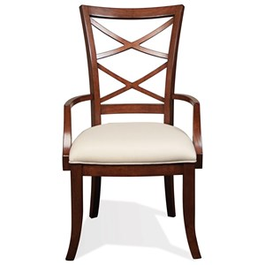 Riverside Furniture Windward Bay Arm Chair