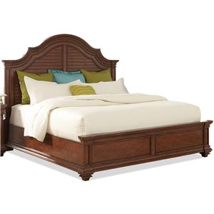 Riverside Furniture Windward Bay Queen Arch Bed