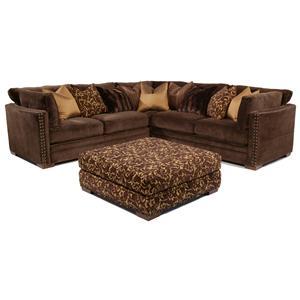 Robert Michael Laguna Sectional Sofa