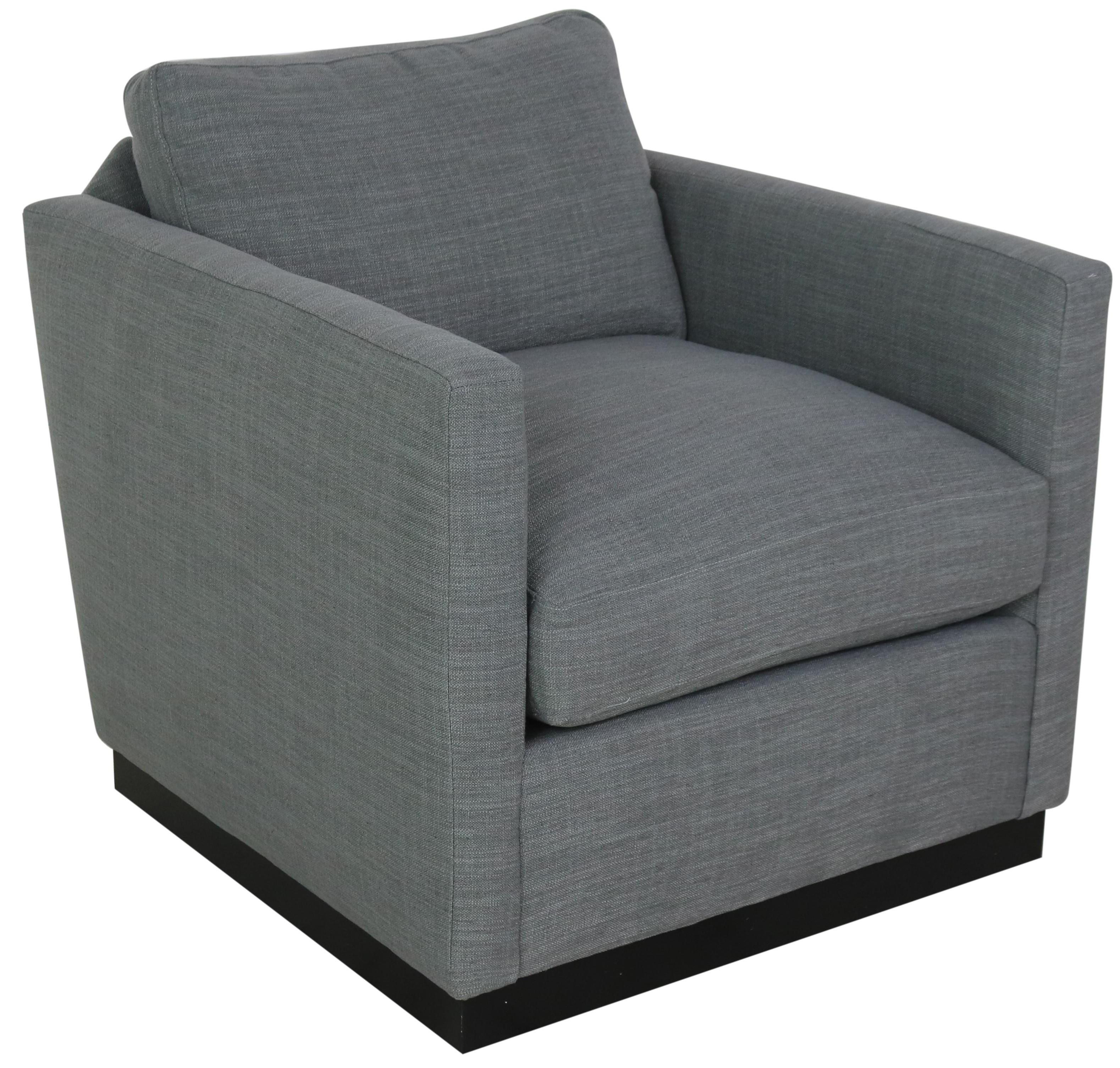 Allie Swivel Chair by Robin Bruce at Sprintz Furniture