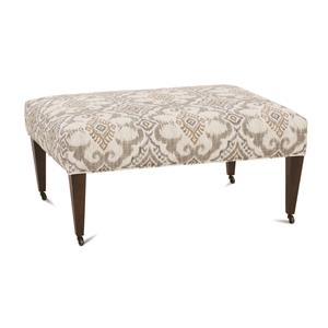 RB by Rowe Ashby Ottoman