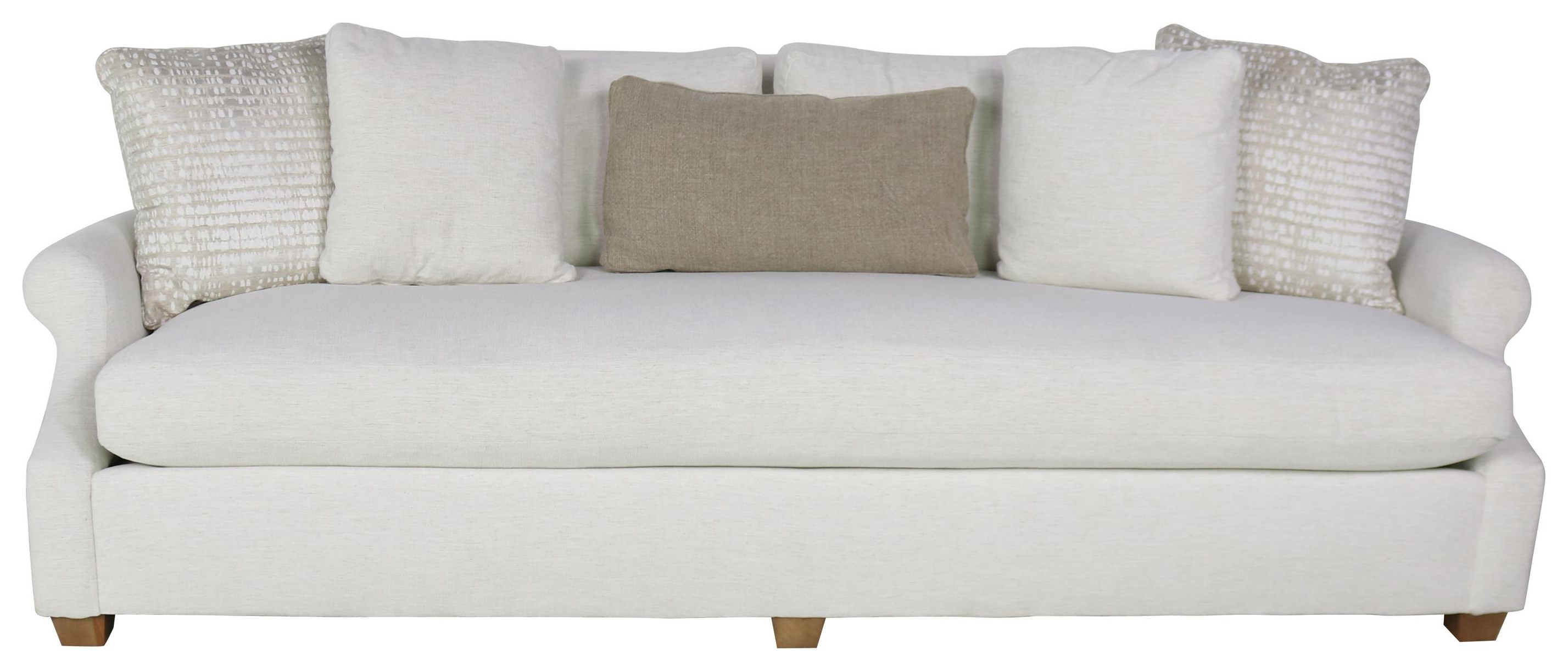 Robin Bruce Bristol Contemporary 98 Sofa With Bench Seat